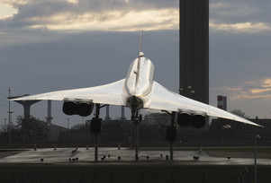 Concorde — an inspiration