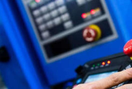 Nelle mani dell'automazione industriale