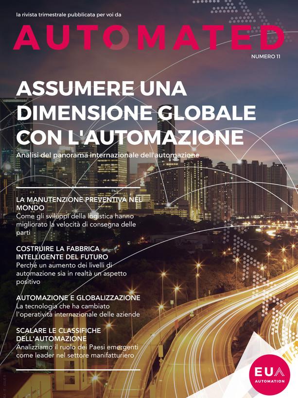 Assumere una dimensione globale con l'automazione