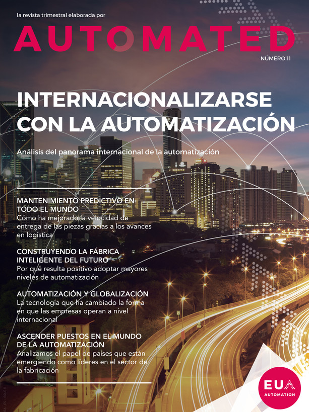 Internacionalizarse con la automatización