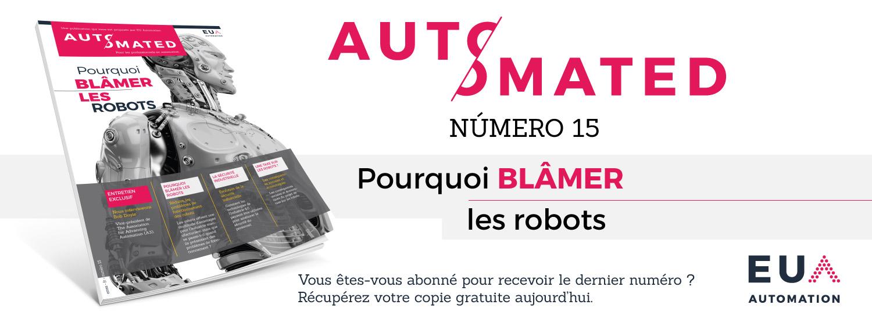 Pourquoi blâmer les robots